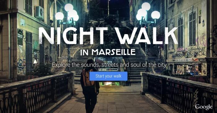 nightwalk in marseille